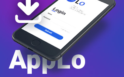 AppLO mobile application