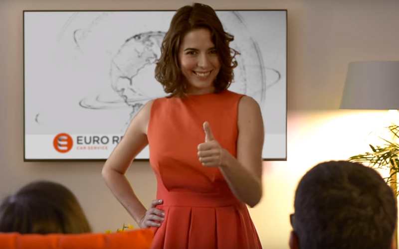 Tv Billboards For Euro Repar Car Service Takoma