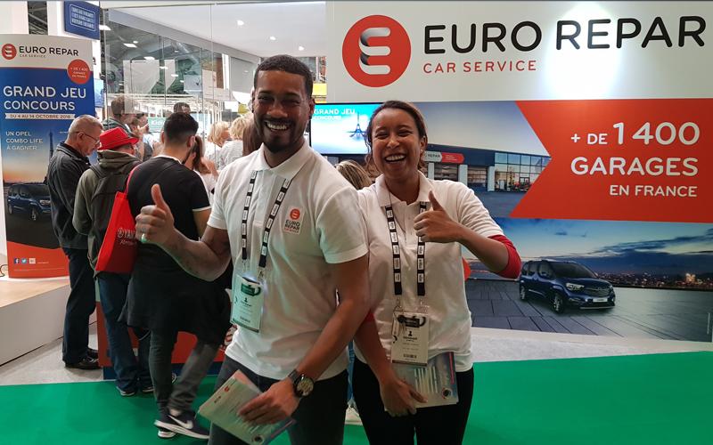 Euro Repar Car Service And The Mondial Paris Motor Show Takoma