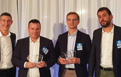 Communication Award for Euro Repar Car Service