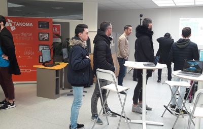 The Open house held by Pôle Formation Pays de la Loire – UIMM