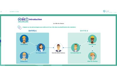 A new e-learning module for RATP Infrastructures