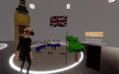 Découvrez la Home VR de Takoma !