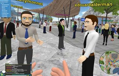 TAKOMA's XR team participated in Laval Virtual World