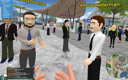 Takoma à Laval Virtual World 2020, un salon 100% virtuel !