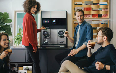Blended learning course for Nespresso staff in Europe