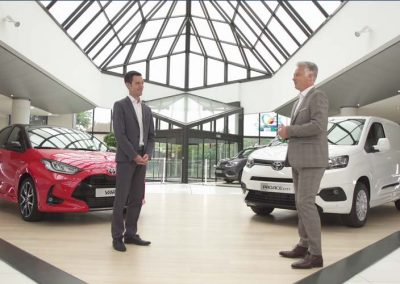 JT Toyota France : a new way to train employees!