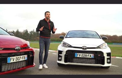 Digital training for the GR Yaris and GR Supra