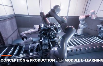 A 3D E-Learning module and its VR adaptation for Renault Manufacturing